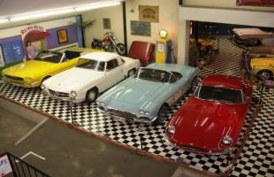 博物館 自動車 日本自動車博物館